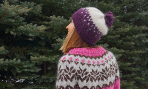 islandzki sweter otylia bebenek naturalnie kreatywna icelandic sweater 2